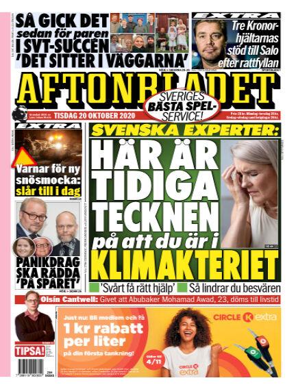 Aftonbladet October 20, 2020 00:00