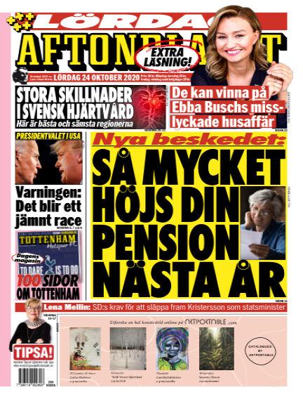 Aftonbladet October 24, 2020 00:00