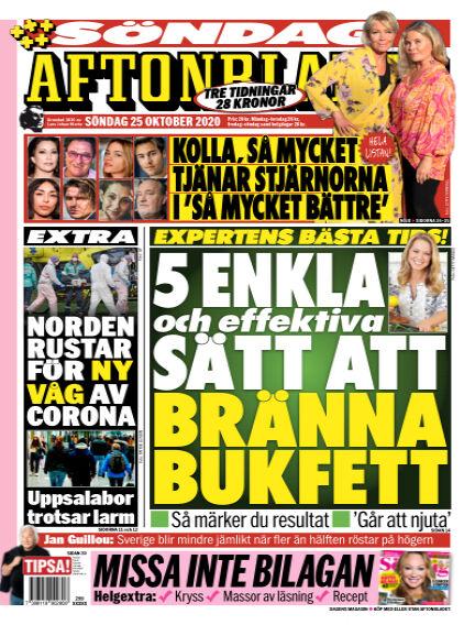 Aftonbladet October 25, 2020 00:00