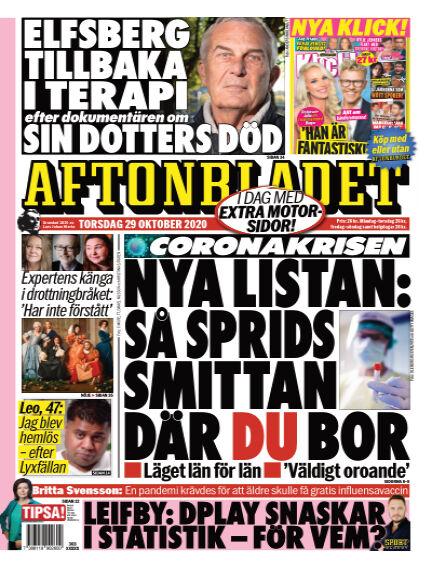 Aftonbladet October 29, 2020 00:00