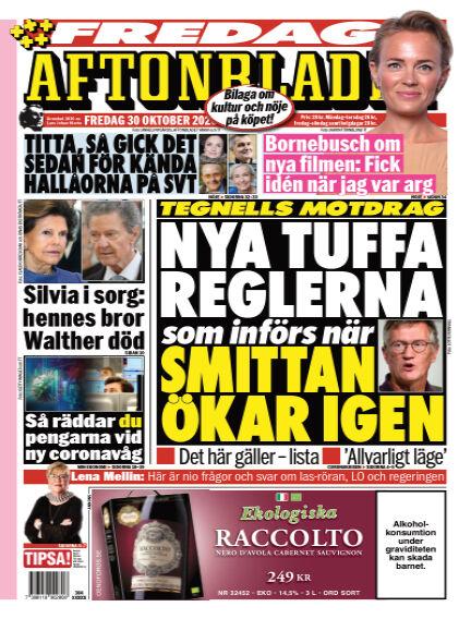 Aftonbladet October 30, 2020 00:00