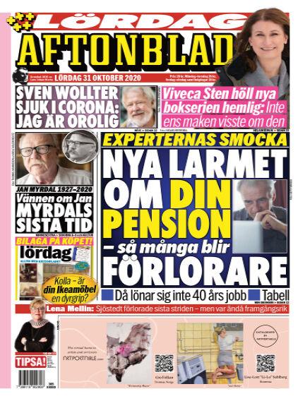 Aftonbladet October 31, 2020 00:00