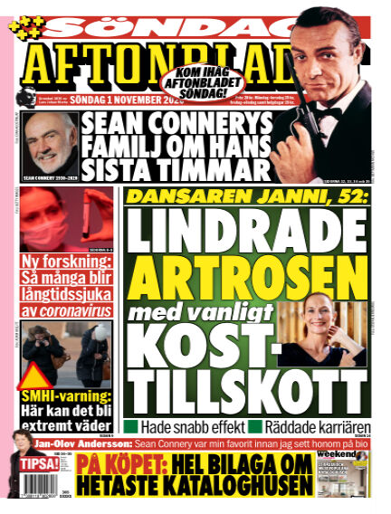 Aftonbladet November 01, 2020 00:00
