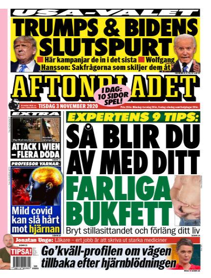 Aftonbladet November 03, 2020 00:00