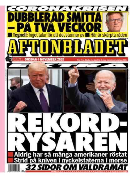 Aftonbladet November 04, 2020 00:00