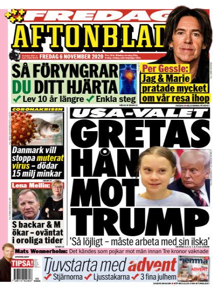 Aftonbladet November 06, 2020 00:00