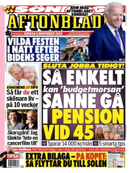 Aftonbladet November 08, 2020 00:00