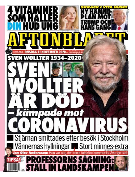 Aftonbladet November 11, 2020 00:00