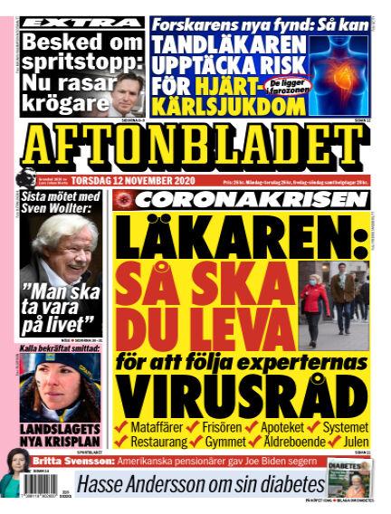 Aftonbladet November 12, 2020 00:00