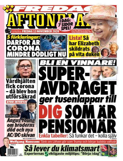 Aftonbladet November 13, 2020 00:00