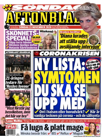 Aftonbladet November 15, 2020 00:00
