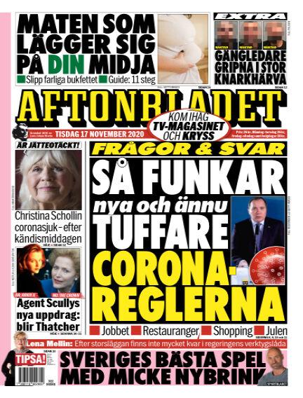 Aftonbladet November 17, 2020 00:00