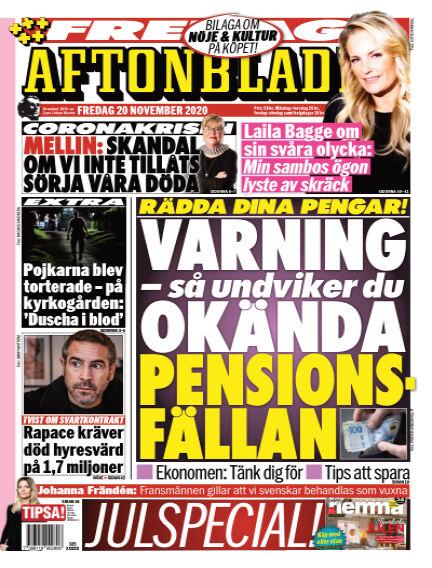 Aftonbladet November 20, 2020 00:00