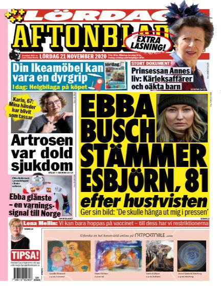 Aftonbladet November 21, 2020 00:00