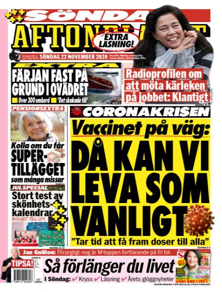 Aftonbladet November 22, 2020 00:00