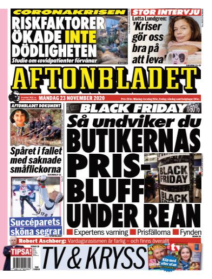 Aftonbladet November 23, 2020 00:00