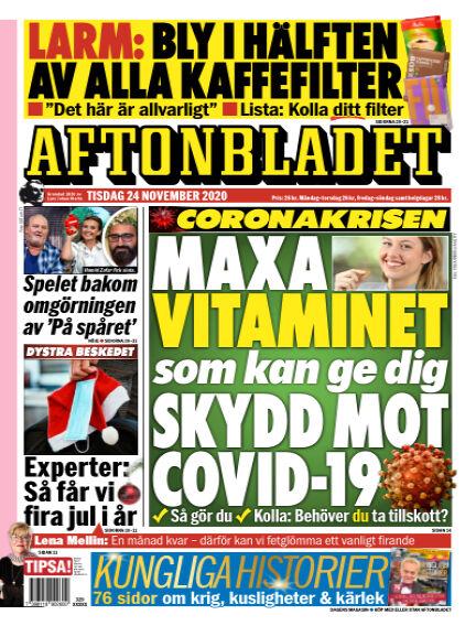 Aftonbladet November 24, 2020 00:00