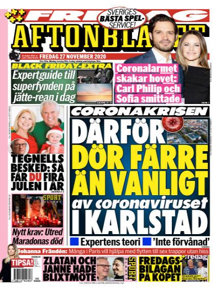 Aftonbladet November 27, 2020 00:00