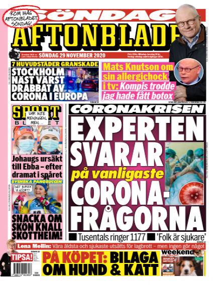 Aftonbladet November 29, 2020 00:00