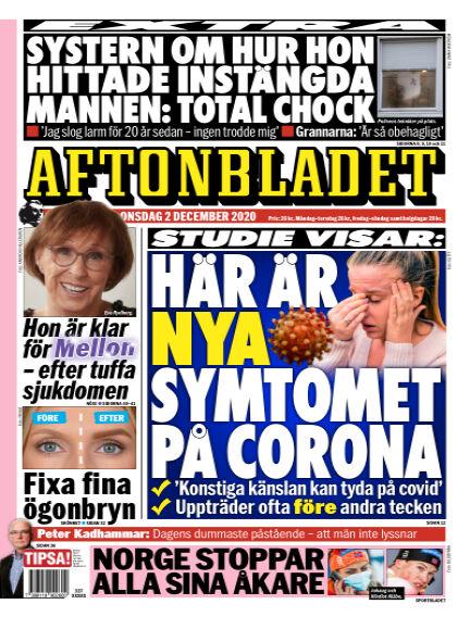 Aftonbladet December 02, 2020 00:00