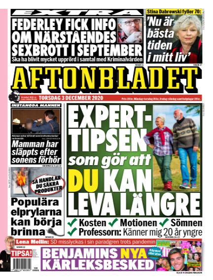 Aftonbladet December 03, 2020 00:00