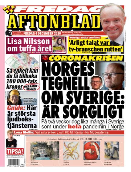 Aftonbladet December 04, 2020 00:00