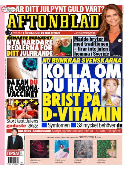 Aftonbladet December 05, 2020 00:00