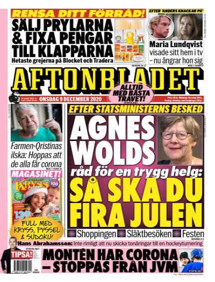 Aftonbladet December 09, 2020 00:00