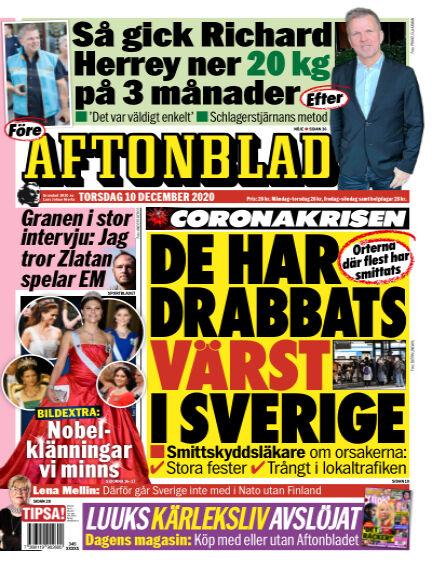 Aftonbladet December 10, 2020 00:00