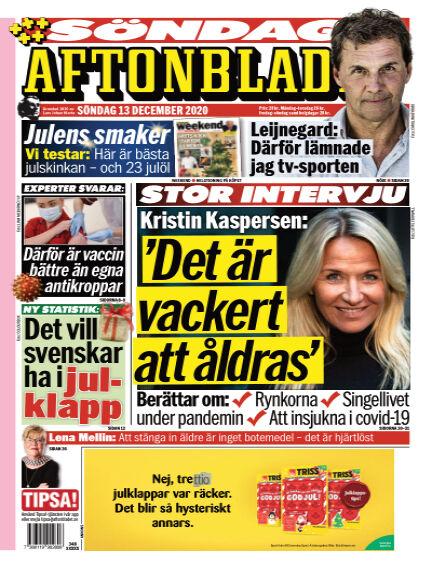 Aftonbladet December 13, 2020 00:00