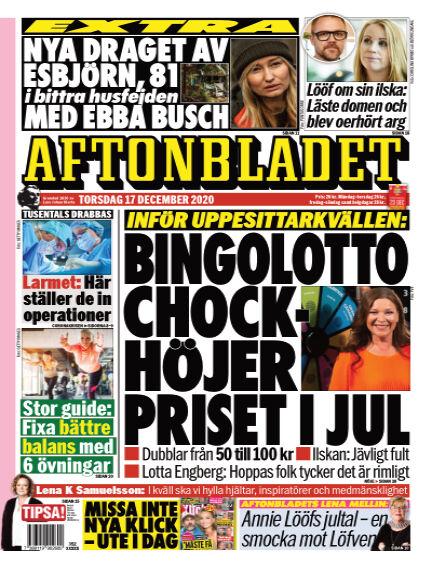 Aftonbladet December 17, 2020 00:00