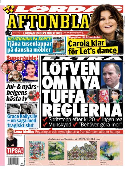 Aftonbladet December 19, 2020 00:00