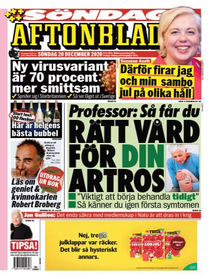 Aftonbladet December 20, 2020 00:00