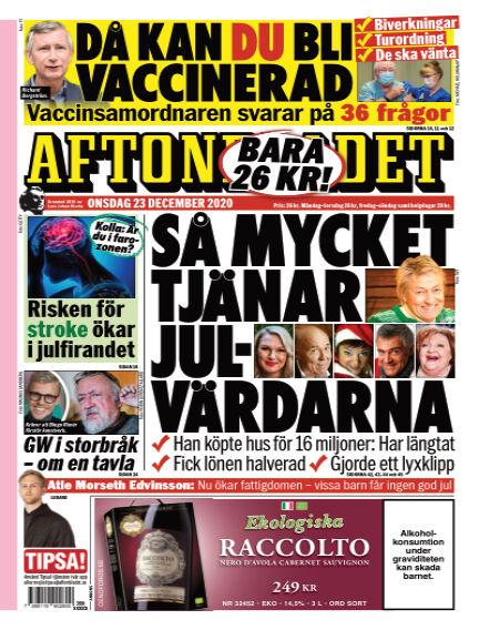 Aftonbladet December 23, 2020 00:00