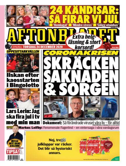 Aftonbladet December 24, 2020 00:00