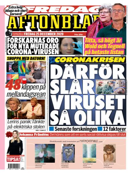 Aftonbladet December 25, 2020 00:00