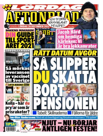 Aftonbladet December 26, 2020 00:00