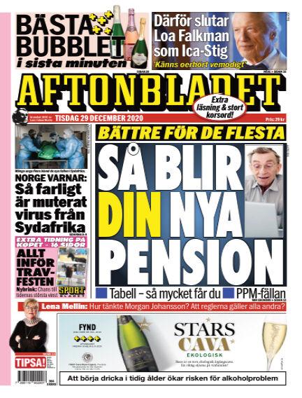 Aftonbladet December 29, 2020 00:00