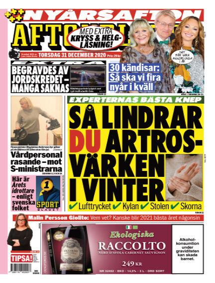 Aftonbladet December 31, 2020 00:00