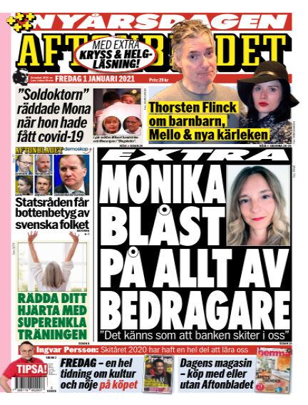 Aftonbladet January 01, 2021 00:00