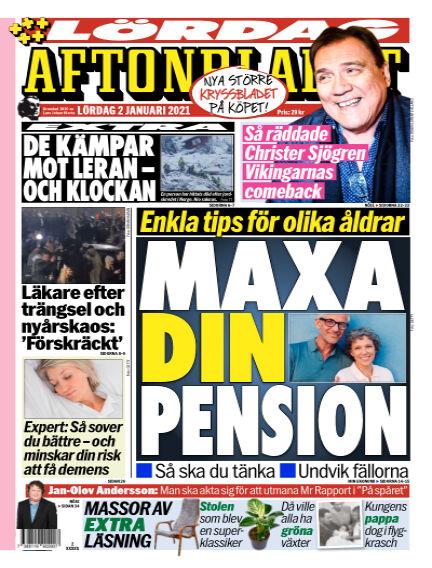Aftonbladet January 02, 2021 00:00
