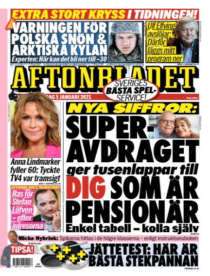 Aftonbladet January 05, 2021 00:00