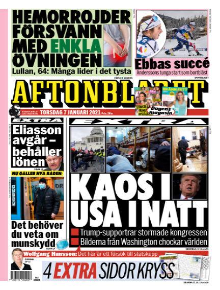 Aftonbladet January 07, 2021 00:00