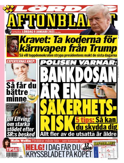 Aftonbladet January 09, 2021 00:00