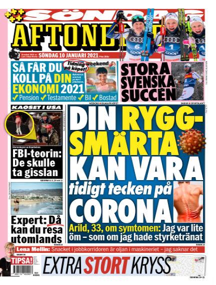 Aftonbladet January 10, 2021 00:00