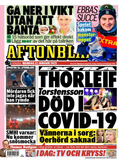 Aftonbladet January 11, 2021 00:00