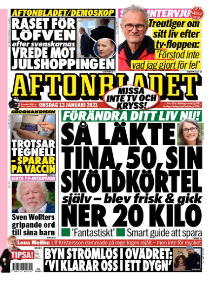 Aftonbladet January 13, 2021 00:00