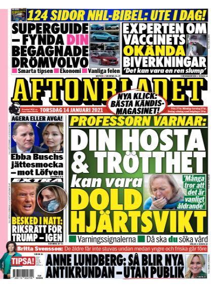 Aftonbladet January 14, 2021 00:00