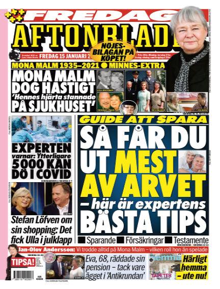 Aftonbladet January 15, 2021 00:00