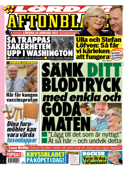 Aftonbladet January 16, 2021 00:00